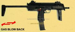 Umarex H&K MP7A1 GBB Submachine Gun (by KWA)